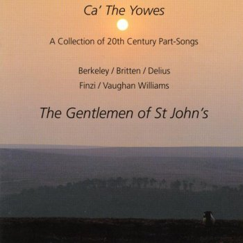 Ca' the Yowes - A Collection of 20th Century Part Songs Londonderry Air - lyrics