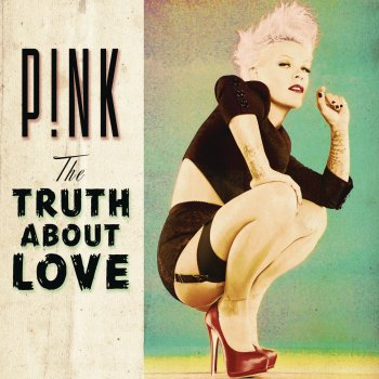Just Give Me a Reason by P!nk - cover art
