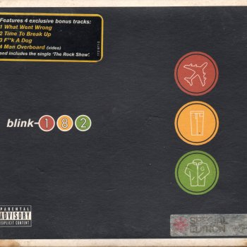 First Date by Blink-182 - cover art