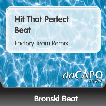 Testi Hit That Perfect Beat