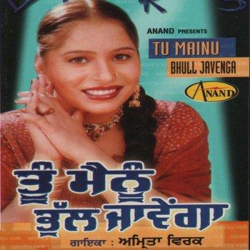 Testi Tu Mainu Bhul Jawenga - EP