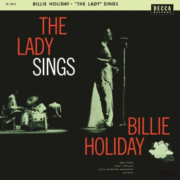 Testi The Lady Sings