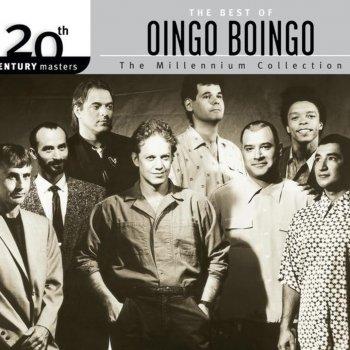 Testi The Best of Oingo Boingo 20th Century Masters the Millennium Collection