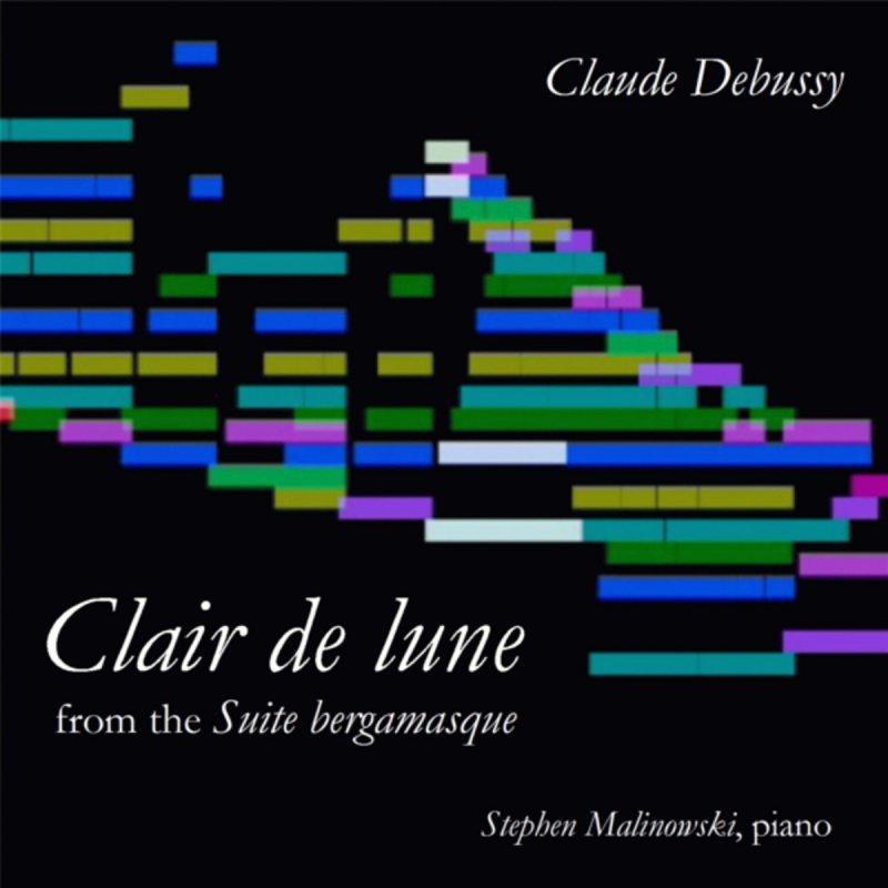 Claude Debussy feat  Nicholas York - Clair De Lune (Frankie
