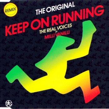 Testi Keep on Running