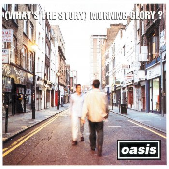 Wonderwall lyrics – album cover