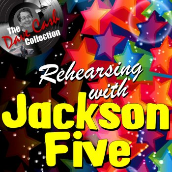 Testi The Dave Cash Collection: Rehearsing with Jackson Five