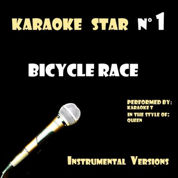 Testi Bicycle Race (in the style of Queen) [Karaoke Versions]
