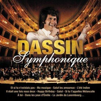 Testi Joe Dassin Symphonique