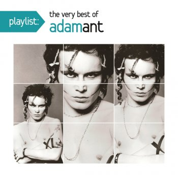 Testi Playlist: The Very Best of Adam Ant