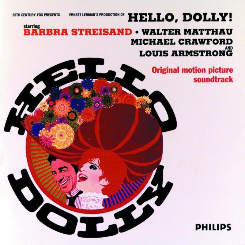 Lyric barbra streisand hello dolly lyrics : Michael Crawford, Barbra Streisand & Company - Put On Your Sunday ...