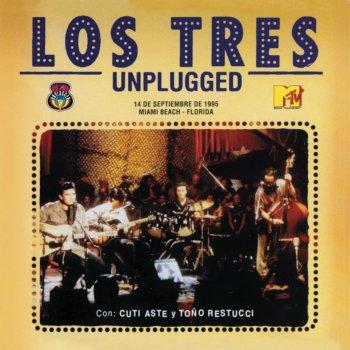 Testi Los Tres - MTV Unplugged