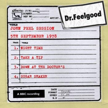 Testi Dr Feelgood - John Peel Session (5th September 1978)