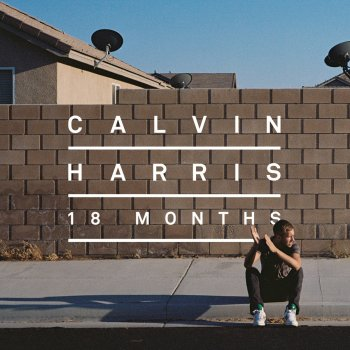 I Need Your Love by Calvin Harris feat. Ellie Goulding - cover art