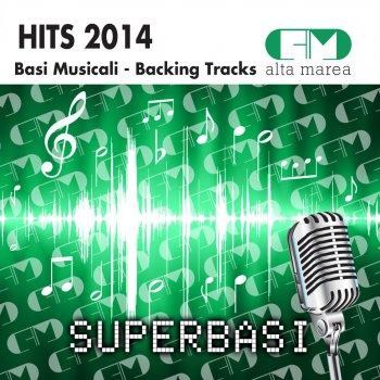 Testi Basi Musicali Hits 2014 (Backing Tracks Altamarea)