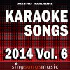 Na Na (In the Style of Trey Songz) [Karaoke Version]