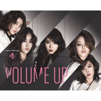 Volume Up by 4Minute - cover art