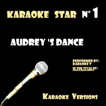Testi Audrey's Dance (In the Style of Angelo Badalamenti) [Karaoke Versions]