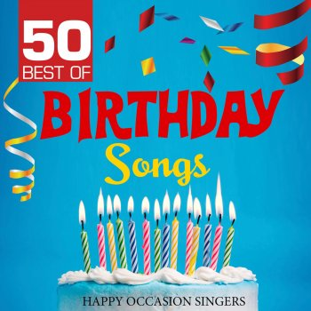 Miraculous 50 Best Of Birthday Songs By Happy Occasion Singers Album Lyrics Personalised Birthday Cards Paralily Jamesorg