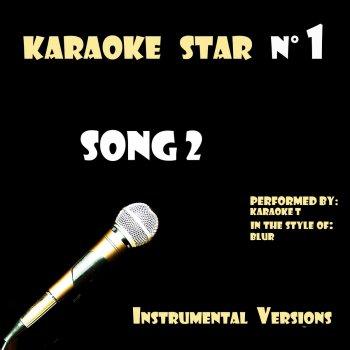 Testi Song 2 (in the style of Blur) [Karaoke Versions]