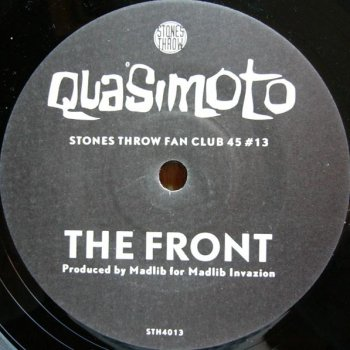 Testi The Front / Youngblood