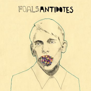 The French Open (live) by Foals - cover art