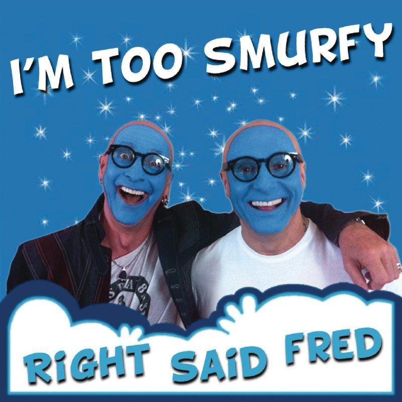 Right said fred im too sexy lyrics