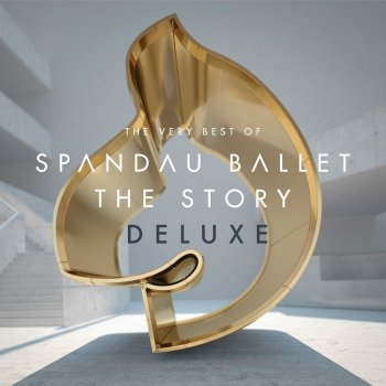 Testi Spandau Ballet ''the Story'' the Very Best Of