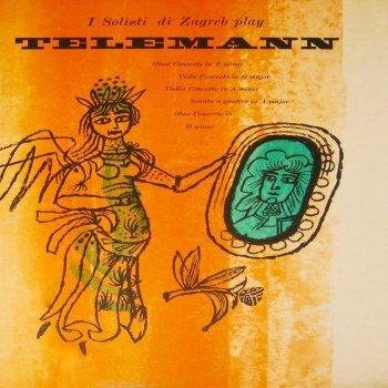 Testi I Solisti Di Zagreb Play Telemann