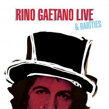Testi Rino Gaetano: Live & Rarities