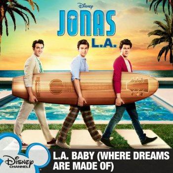 Testi L.A. Baby (Where Dreams Are Made Of)