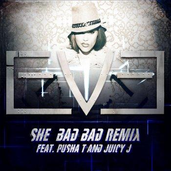 Testi She Bad Bad [Remix]