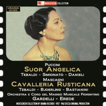 Testi Puccini: Suor Angelica - Mascagni: Cavalleria Rusticana