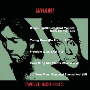 """Testi Wham 12"""" Mixes"""