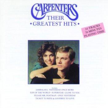 Testi Carpenters: Their Greatest Hits