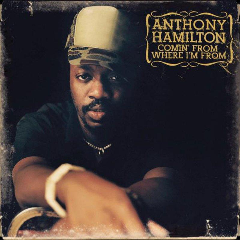 "Anthony hamilton ""charlene"" sheet music in c minor (transposable."