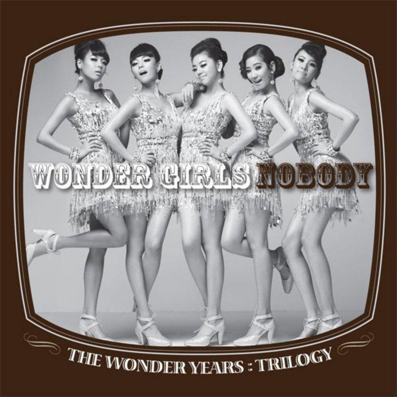 ガールズ nobody ワンダー Wonder Girls