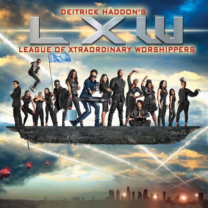 Deitrick Haddon - Gravity - YouTube