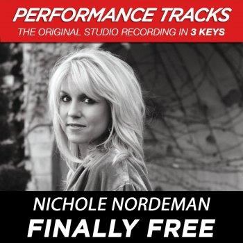 Testi Finally Free (Performance Tracks)