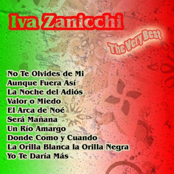 Testi The Very Best: Iva Zanicchi