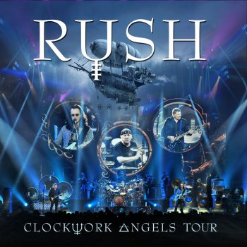 Testi Clockwork Angels Tour