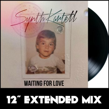 """Testi Waiting for Love (12"""" Extended EDM Mix)"""