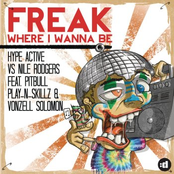 Testi Freak (Where I Wanna Be) [Remixes]