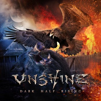 Unshine - Nadja's Wailing About Coming Of The Frost Lyrics