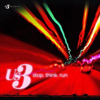 Testi stop. think. run