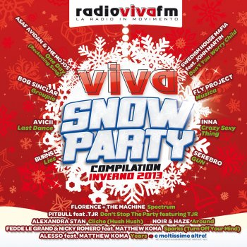 Viva Snow Party Compilation Inverno 2013 Turn It Up (The Cube Guys - lyrics