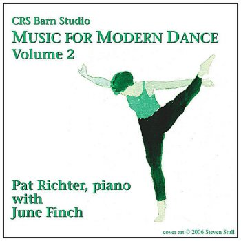 Testi Music for Modern Dance, Vol. 2; Pat Richter, piano, with June Finch