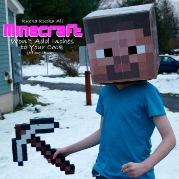 Minecraft Won't Add Inches to Your Cock (Mine It Up) by