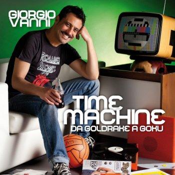 Testi Time Machine - Da goldrake a goku