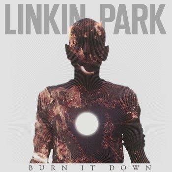 Burn It Down by LINKIN PARK - cover art